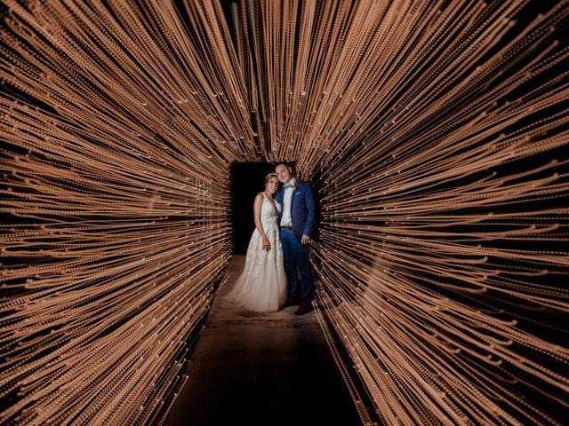 La boda de Katy y Jimmy
