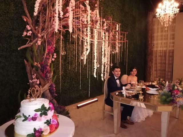 La boda de Cinthia  y Heber