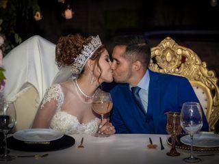 La boda de Andres y María Isabel