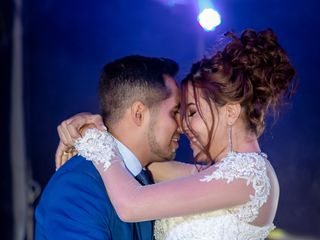 La boda de Andres y María Isabel 3