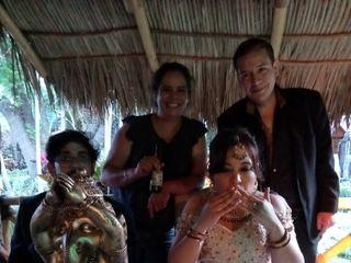 La boda de Paola y Krishna 1