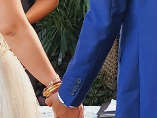 La boda de Paola y Krishna 2