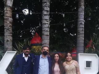 La boda de Paola y Krishna 3