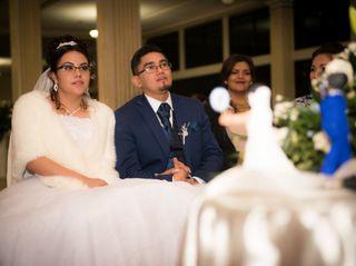La boda de Cintia y Nestor