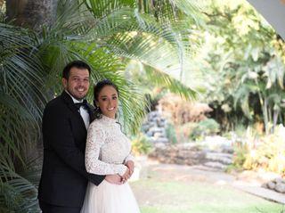 La boda de Fernanda y José