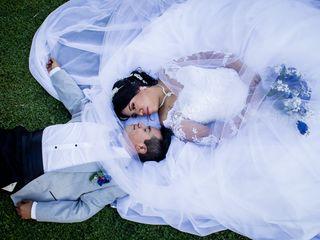 La boda de Gely y Samuel 3