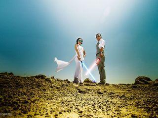 La boda de Johana y Osiel 1