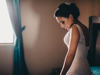La boda de Johana y Osiel 2