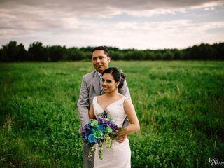 La boda de Johana y Osiel