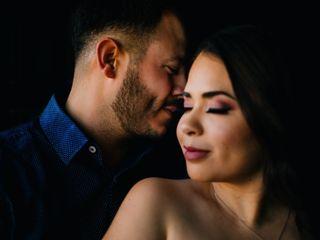 La boda de Claudia y Saul 2