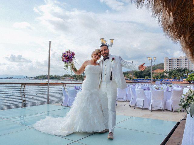 La boda de Barbara y Carlos