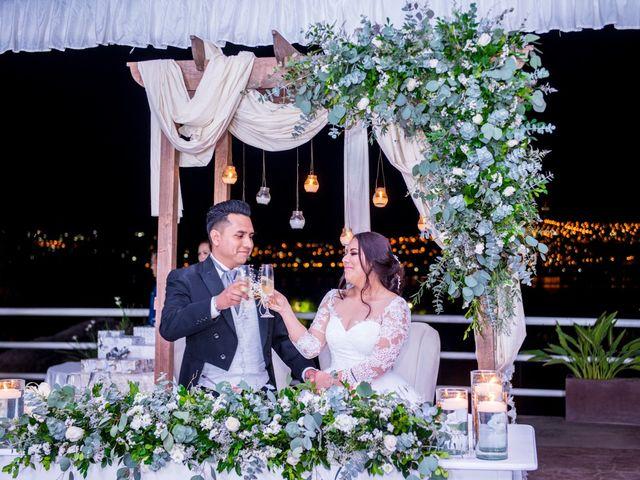 La boda de Pamela y Alejandro