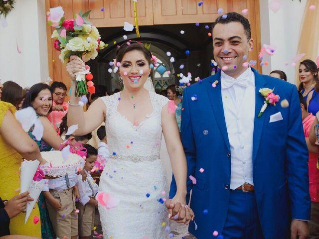 La boda de Ernesto y Iliana