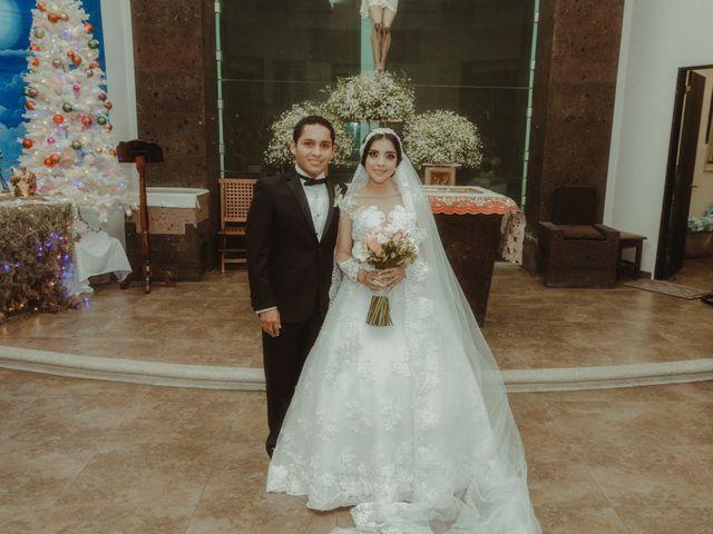 La boda de Cinthya y Roberto