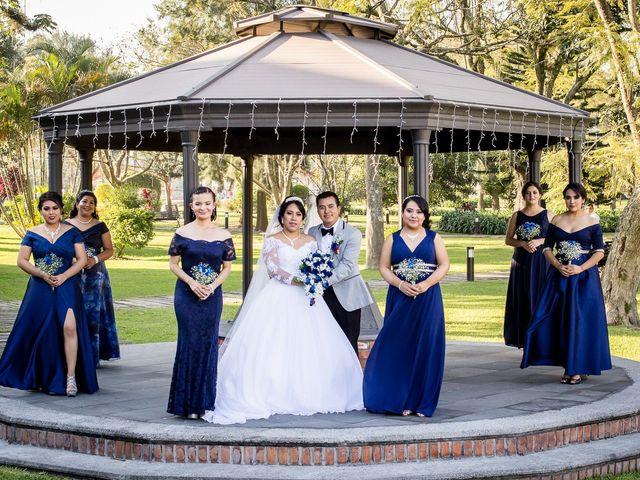 La boda de Gely y Samuel