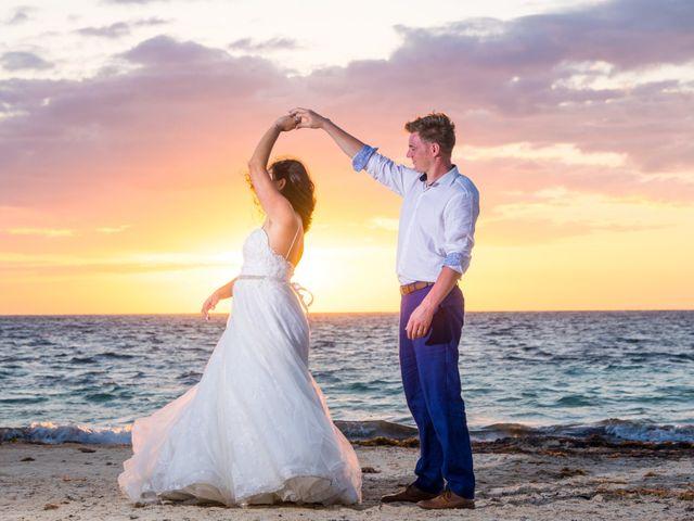 La boda de Dina y Hans