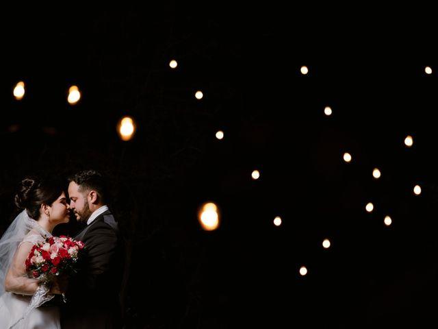 La boda de Claudia y Saul