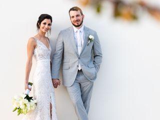 La boda de Tara y Russel