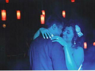 La boda de Giannina y Víctor 1