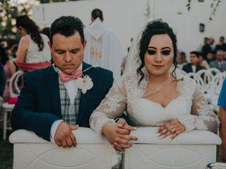 La boda de Alejandra y Jesús