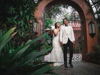 La boda de Fany y Paco
