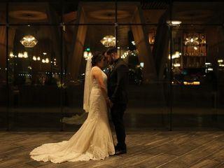 La boda de Angie y José