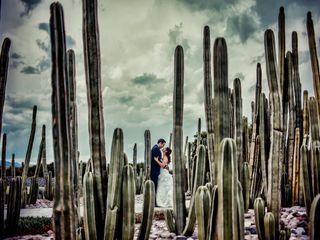La boda de Fernanda y Luis 1