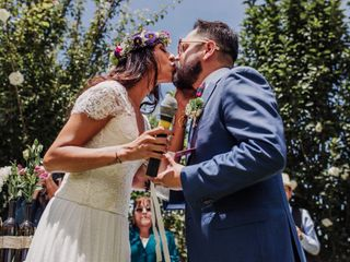 La boda de Susana   y David  1
