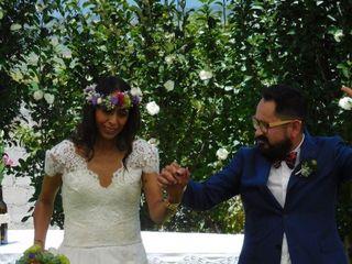 La boda de Susana   y David  2