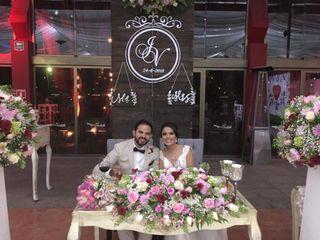 La boda de Vanessa y Jackson
