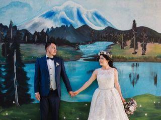 La boda de Leslye  y Jesús