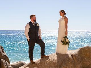 La boda de Madi y Andrew