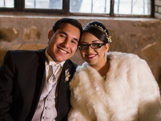 La boda de Lucero Esmeralda y Luis Angel