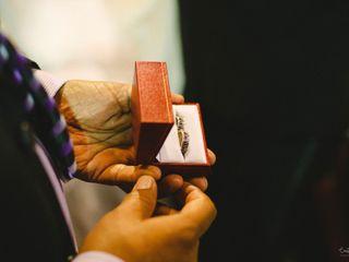 La boda de Lucero Esmeralda y Luis Angel 3