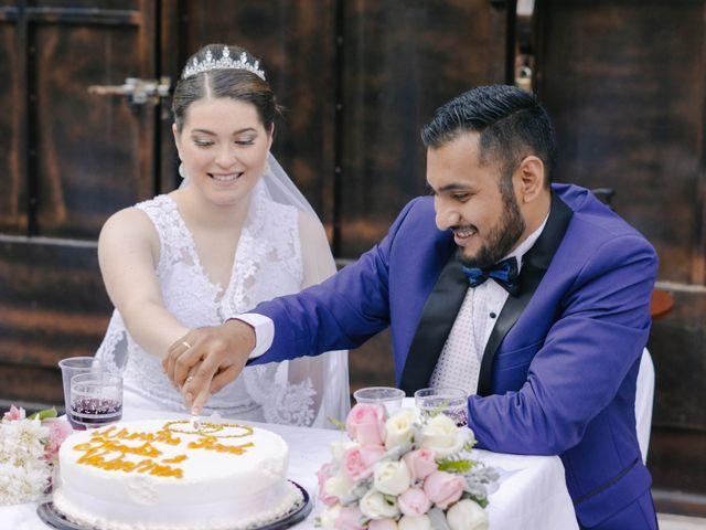 La boda de Valentina  y Jordan