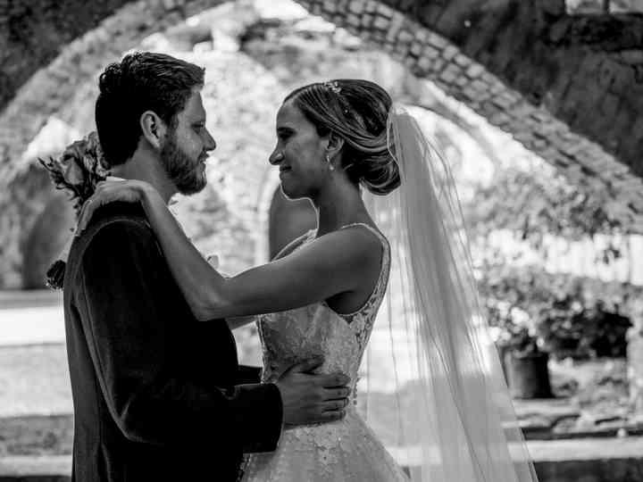 La boda de Barbara y Óscar