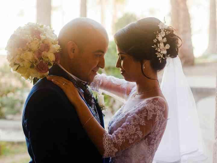 La boda de Carmen y Rogelio