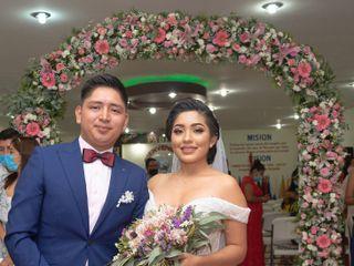 La boda de Zuri y Misael 1