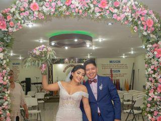 La boda de Zuri y Misael 3