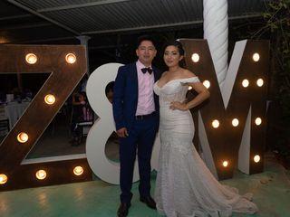 La boda de Zuri y Misael