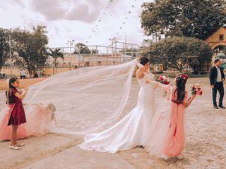La boda de Cindy  y Manuel 1