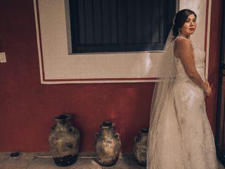 La boda de Cindy  y Manuel 3