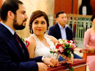 La boda de Cindy  y Manuel