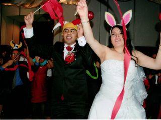La boda de Karina y Gerardo