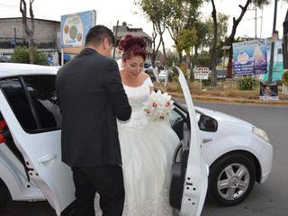 La boda de Liana y Mario 1
