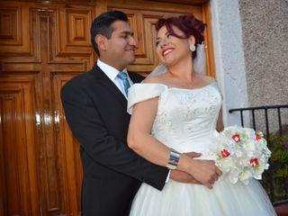 La boda de Liana y Mario