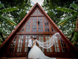 La boda de Alejandra y Anguel 1