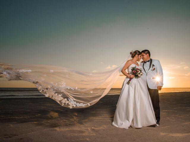 La boda de Nydia y Rogelio