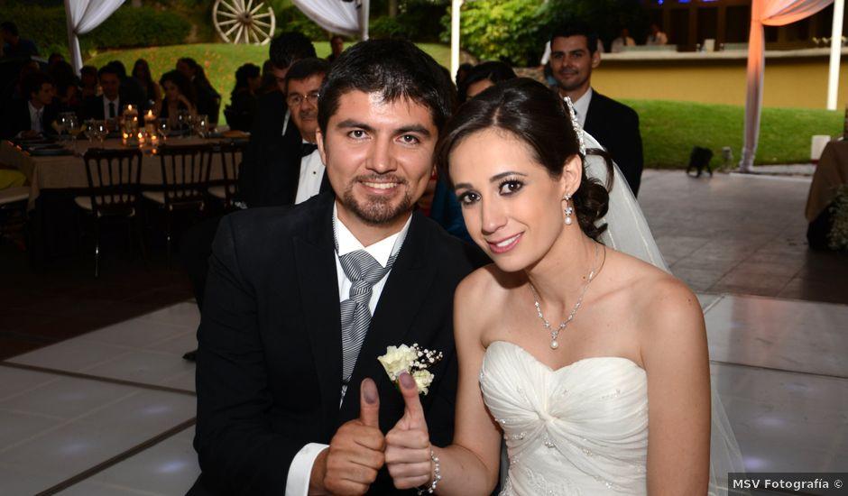 La boda de Antonio y Alejandra en Tlajomulco de Zúñiga, Jalisco