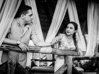 La boda de Pamela y Luis Fernando 2